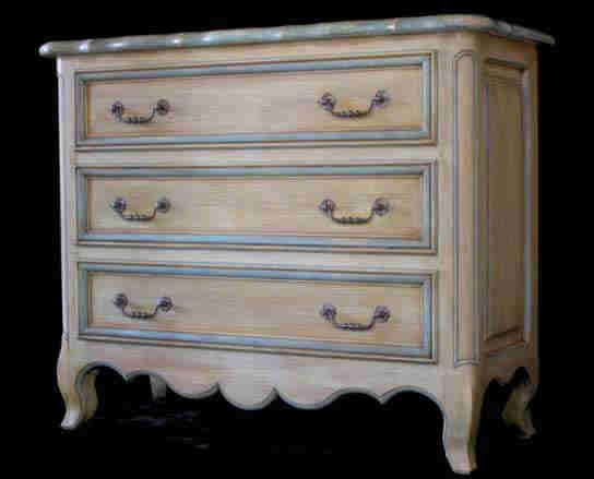 Aux meubles peints style provencal - Meuble peint provencal ...